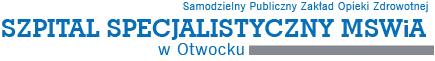 Samodzielny Publiczny Zakład Opieki Zdrowotnej SZPITAL SPECJALISTYCZNY MSW w Otwocku